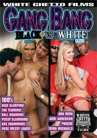 Gang Bang Black Guys VS White Guys Porn Video