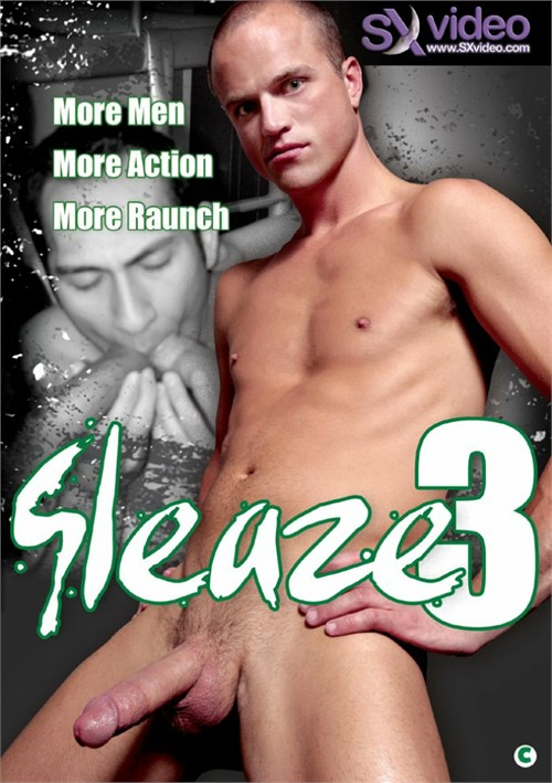 Sleaze 3 -  Director's Cut Boxcover