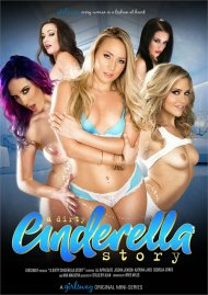 A Dirty Cinderella Story HD streaming porn video from Girlsway.