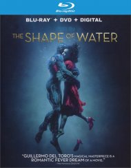 Shape of Water, The (Blu-ray + DVD + Digital HD) Gay Cinema Movie