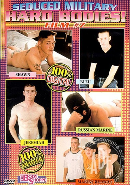 Seduced Military Hard Bodies 7 Boxcover
