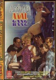 Lady M's Anal Gang Bang image