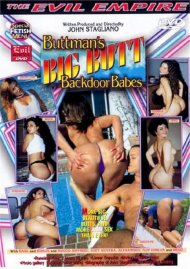 Buttmans Big Butt Backdoor Babes Porn Movie