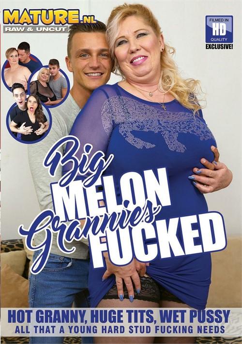 Mature melons video