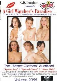 Girl Watcher's Paradise Volume 2055, A Porn Video