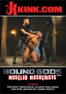 Bound Gods Vol. 5: Muscled Masochists Boxcover