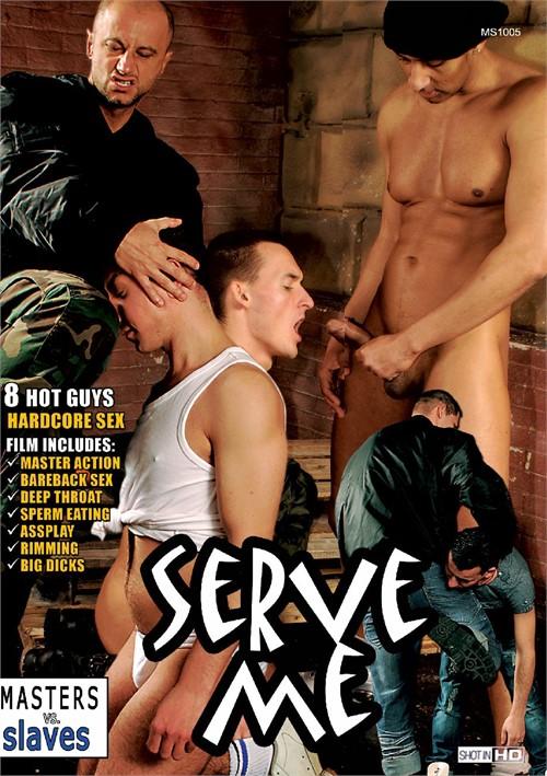 Serve Me Boxcover
