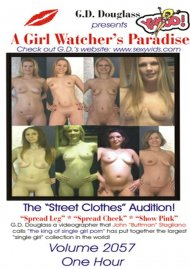 Girl Watcher's Paradise Volume 2057, A Porn Video
