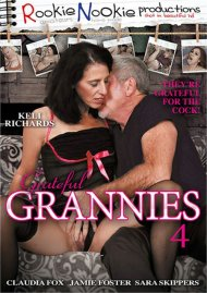 Grateful Grannies #4 Porn Video