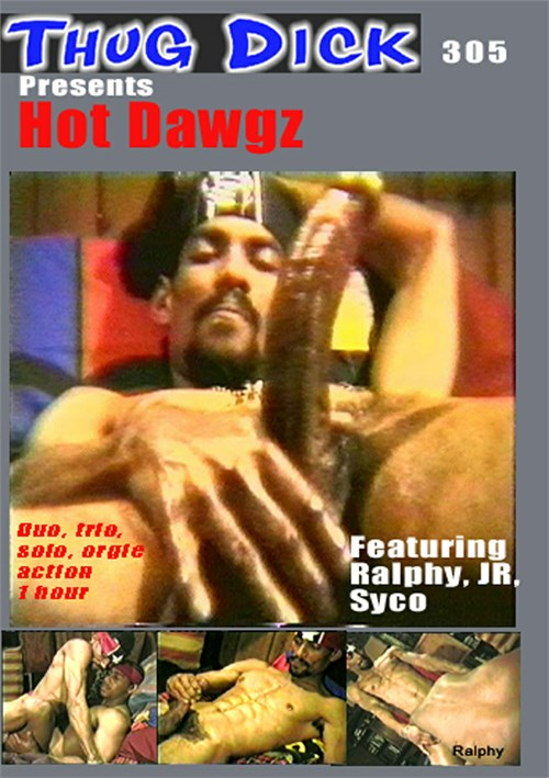 Hot Dawgz Boxcover