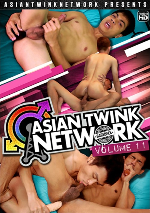 Asian Twink Network Vol. 11 Boxcover
