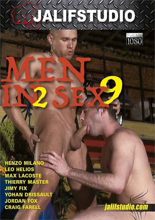 Men In2 Sex 9 Boxcover