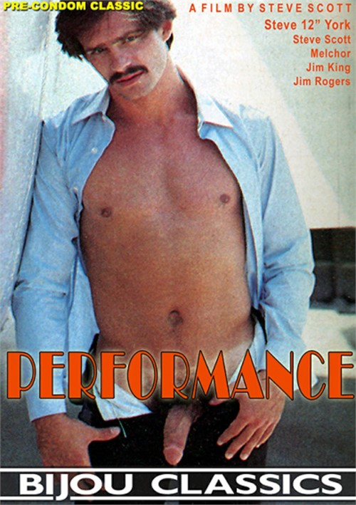 Performance Boxcover