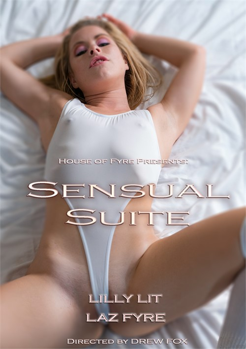 Sensual Suite: Lilly Lit Boxcover