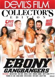 Ebony Gangbangers: Collector's Edition image