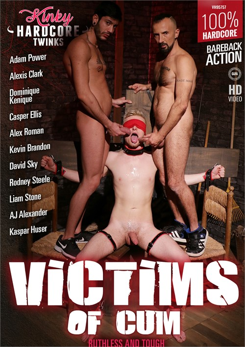 Victims of Cum Boxcover