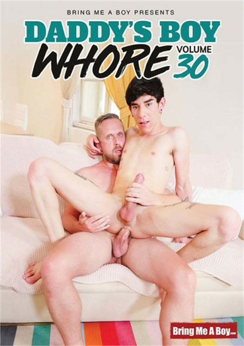 Daddy's Boy Whore 30 Boxcover
