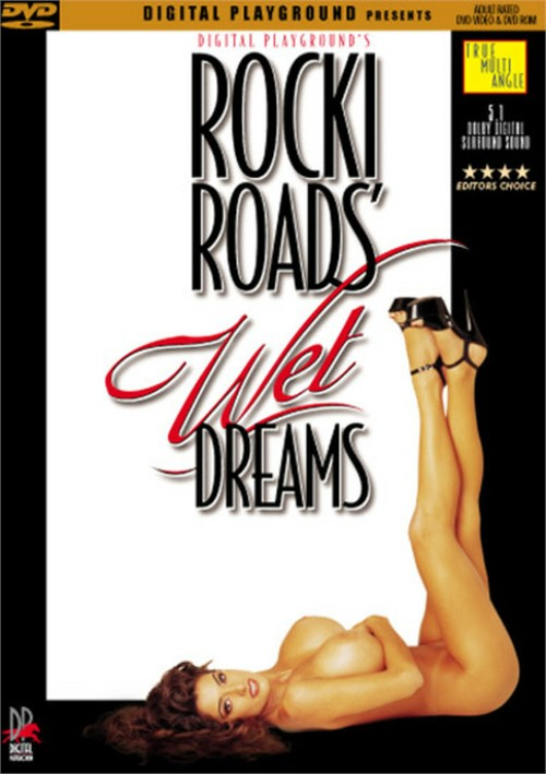 Rocki Roads' Wet Dreams Boxcover