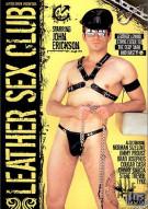 Leather Sex Club Porn Movie
