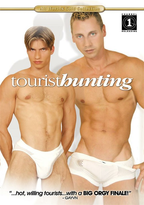 Tourist Hunting Cover Front