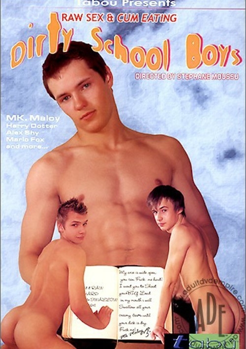 Dirty School Boys Boxcover