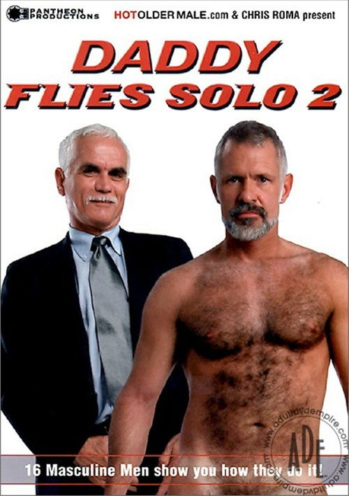 Daddy Flies Solo 2 Boxcover