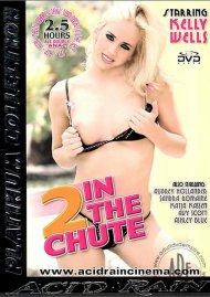 2 In The Chute Porn Video