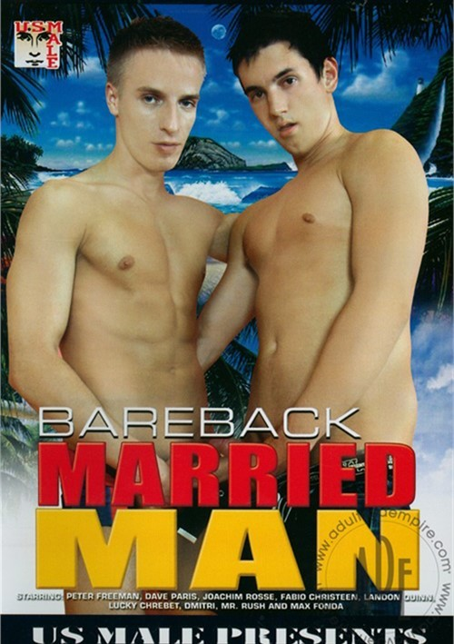Bareback Married Man Boxcover