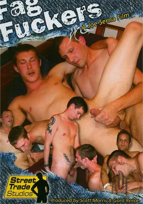 Fag Fuckers Boxcover