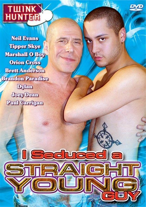 I Seduced A Straight Young Guy Boxcover