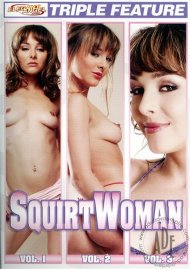 Squirtwoman Triple Feature Vols. 1-3