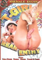 T-Girl Rear Entry Porn Movie
