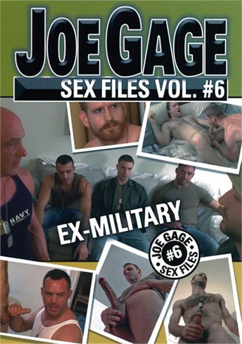 Joe Gage Sex Files Vol. 6 Boxcover