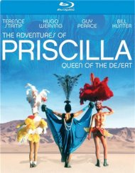Adventures Of Priscilla Queen Of The Desert, The Blu-ray Movie
