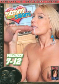 Mommy Loves Salami Vol. 7-12 Porn Movie