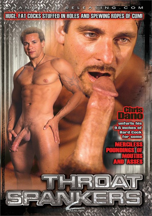 Throat Spankers Boxcover