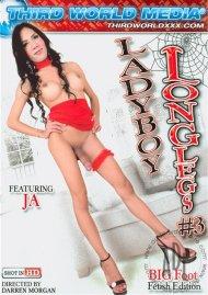 Ladyboy Longlegs #3