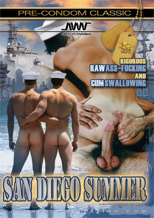 San Diego Summer Boxcover