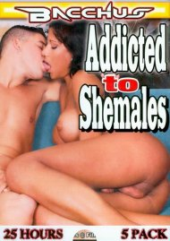 Addicted To Shemales (5-Pack)