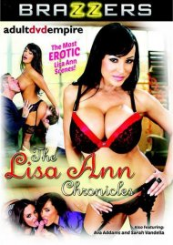 The Lisa Ann Chronicles exclusive porn DVD from Transsensual.