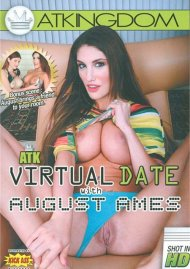 ATK Virtual Date With August Ames Porn Video
