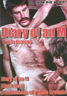 Diary Of An M Triple Feature Boxcover