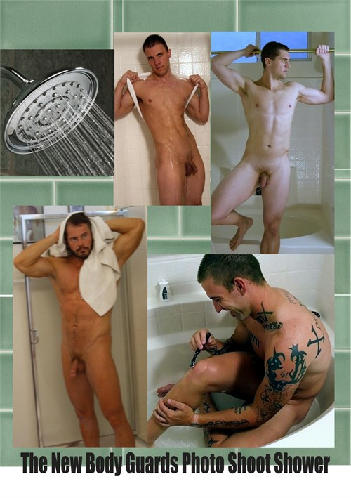 New Body Guards Photo Shoot Shower, The