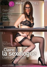 Claire The Sexologist (French) Porn Video