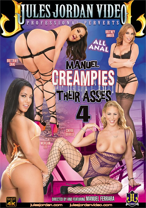 Manuel Creampies Their Asses 4 2016  Adult Dvd Empire-9338