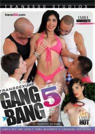 Transsexual Gang Bang! 5