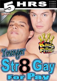 Younger Str8 Gay For Play Porn Movie