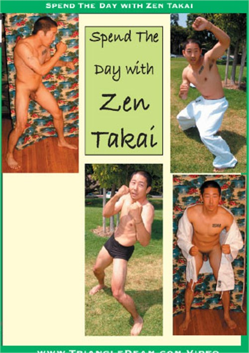 Spend The Day With Zen Takai Boxcover