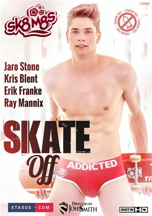 Skate Off Cover Front