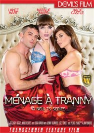 Menage A Tranny Porn Video